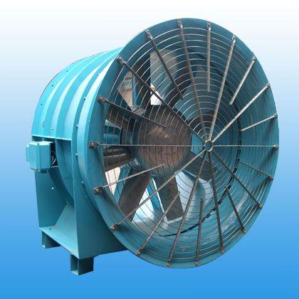 DTF型可变翼地铁隧道轴流风机