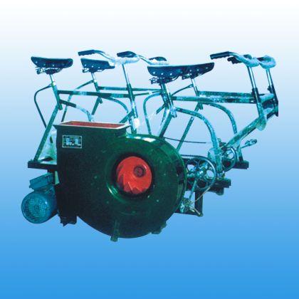 DJF-1型电动脚踏两用风机